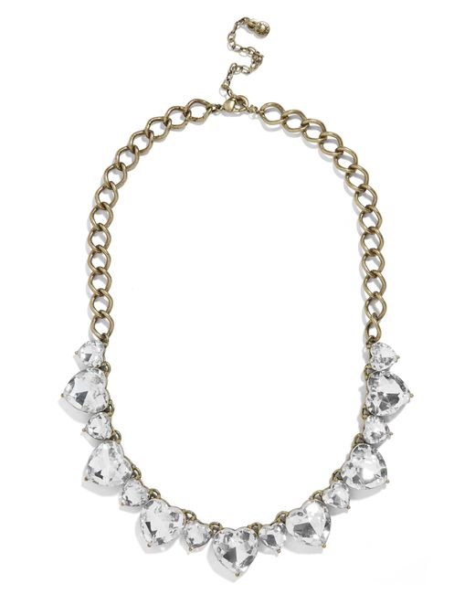 BaubleBar - Multicolor Anelie Statement Necklace - Lyst