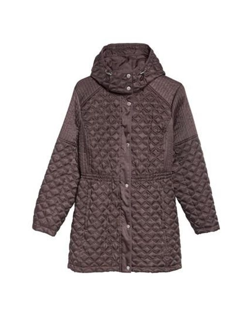 Andrew Marc   Multicolor Quilted Down Jacket   Lyst