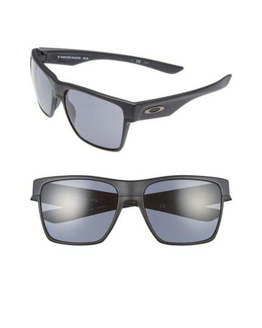Oakley | Gray Twoface(tm) Xl 59mm Sunglasses for Men | Lyst