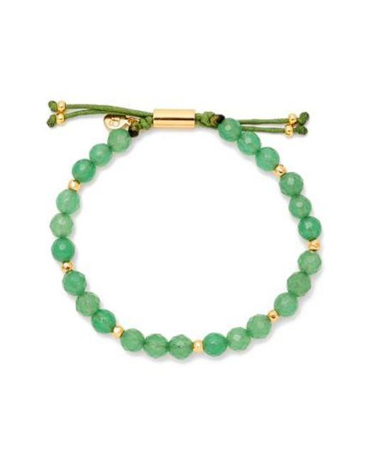Gorjana | Multicolor Power Semiprecious Stone Beaded Bracelet | Lyst
