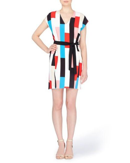 Catherine Malandrino | Multicolor Manson Dress | Lyst