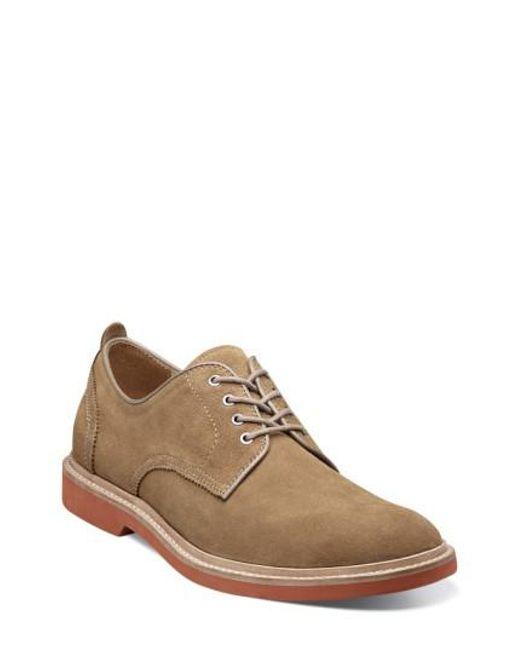Florsheim   Natural 'bucktown' Buck Shoe for Men   Lyst