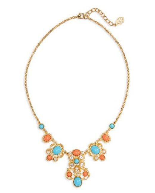Ben-Amun | Multicolor Adriatic Sea Jewel Collar Necklace | Lyst