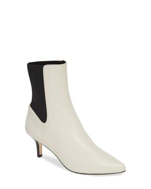 454e95c7d23b Lyst - Joie Rali Bootie in White