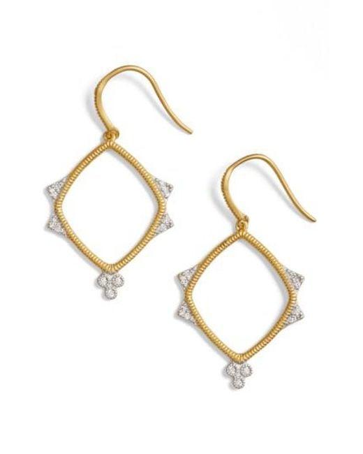 Freida Rothman | Metallic Visionary Fusion Drop Earrings | Lyst