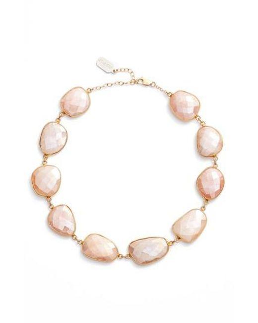 Ela Rae | Multicolor Sadie Collar Necklace | Lyst