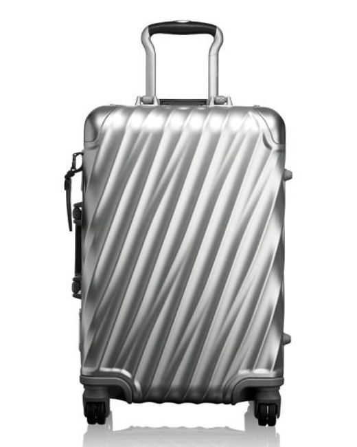 Tumi - 19 Degree Collection International Wheeled Aluminum Carry-on - Metallic - Lyst