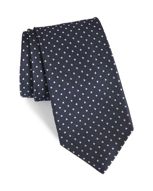 Nordstrom - Blue Sturridge Dot Silk Tie for Men - Lyst