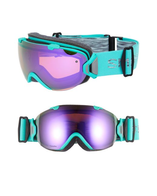 Smith - Multicolor I/os Chromapop 202mm Snow Goggles - Lyst