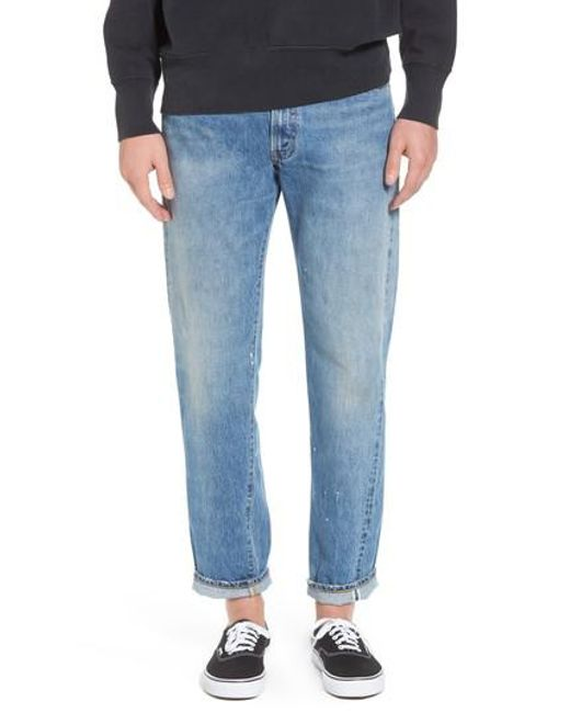 Levi's® Vintage Clothing 1954 501® Tapered Leg Jeans