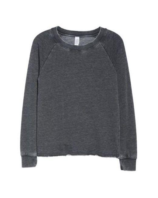 Alternative Apparel | Black Lazy Day Pullover | Lyst
