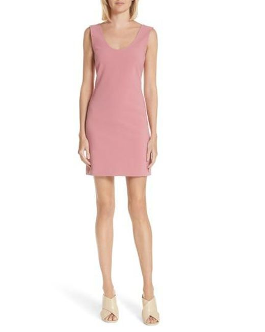 Elizabeth and James - Pink Shelby Tank Dress - Lyst