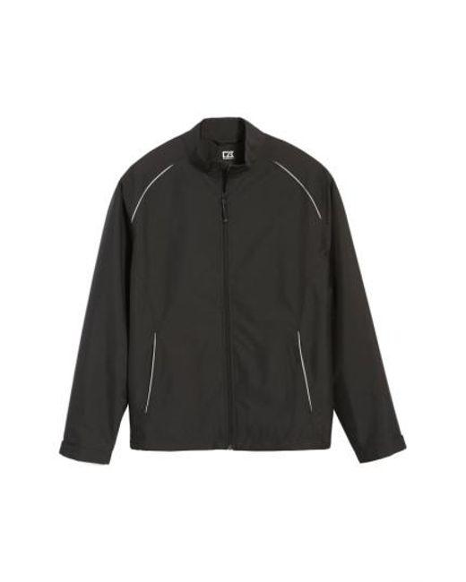 Cutter & Buck - Black Beacon Weathertec Wind & Water Resistant Jacket for Men - Lyst