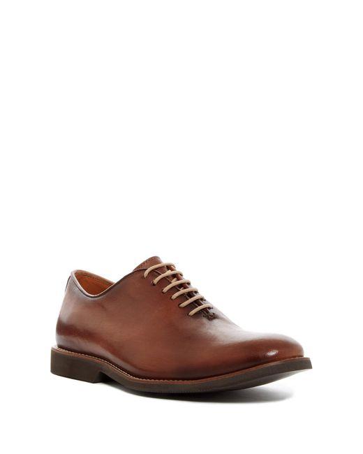 Donald J Pliner | Brown Liam Leather Oxford for Men | Lyst