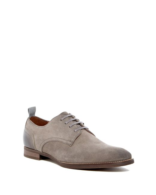 Gordon Rush | Gray Lindon Derby for Men | Lyst