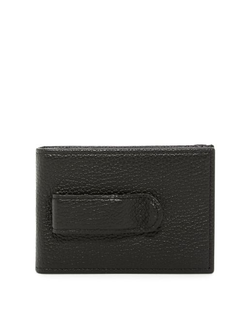 Boconi | Black Bifold Money Clip Wallet for Men | Lyst