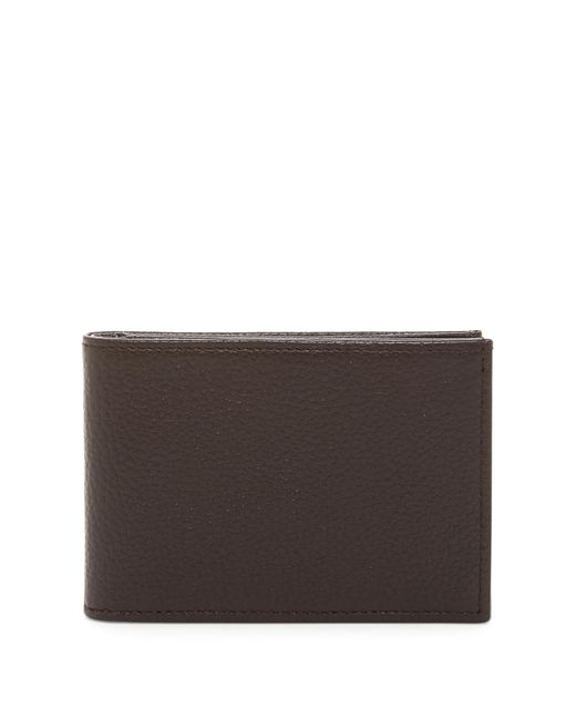 Boconi | Brown Leather Bifold Slimster Wallet for Men | Lyst