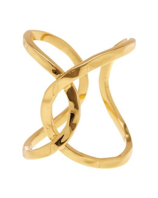 Gorjana   Metallic Taner Interlocking Ring - Size 7   Lyst