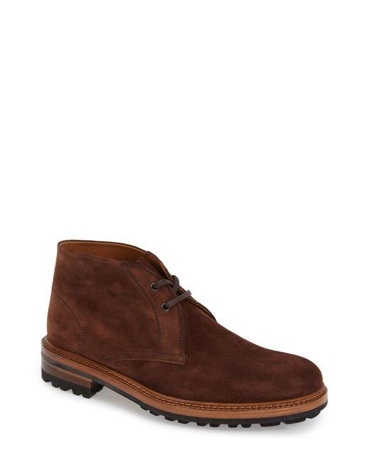 Saks Fifth Avenue | Brown 'buler' Chukka Boot for Men | Lyst