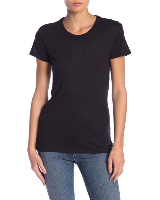 Alternative Apparel - Black The Keepsake Crew Neck Tee - Lyst
