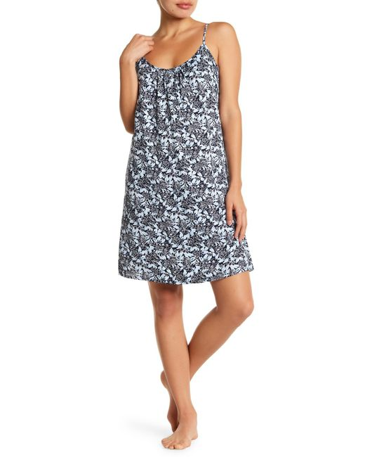 Joe Fresh - Multicolor Patterned Night Chemise - Lyst