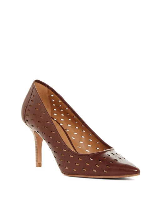 Nine West | Brown Kaydence Pump | Lyst