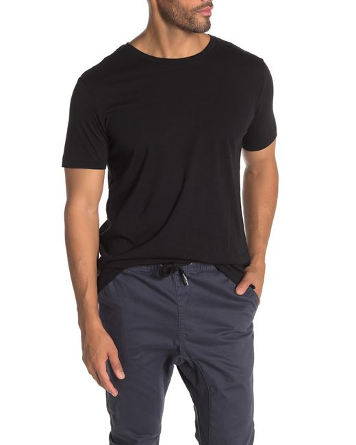 Zanerobe Black Line Short Sleeve T-shirt for men