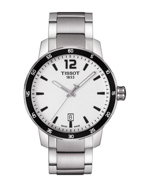 Tissot - Metallic Men's T-sport Swiss Quartz Bracelet Watch, 43mm for Men - Lyst