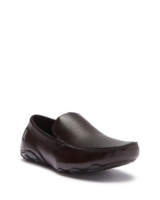 Kenneth Cole Reaction - Brown Toast Driver Loafer for Men - Lyst