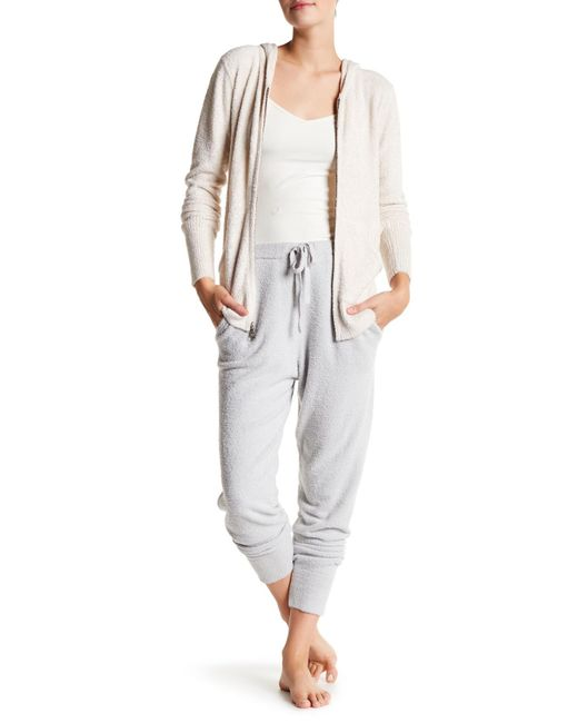 Barefoot Dreams - Gray Chiclight(r) Joggers - Lyst