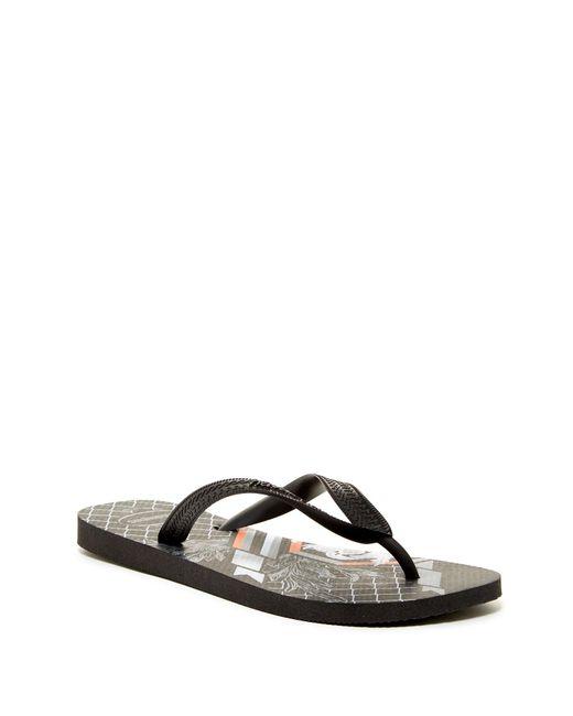 Havaianas   Black Bravo Sandal (men) for Men   Lyst