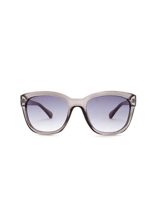 Diane von Furstenberg | Multicolor Women's Mariel Plastic Square Sunglasses | Lyst