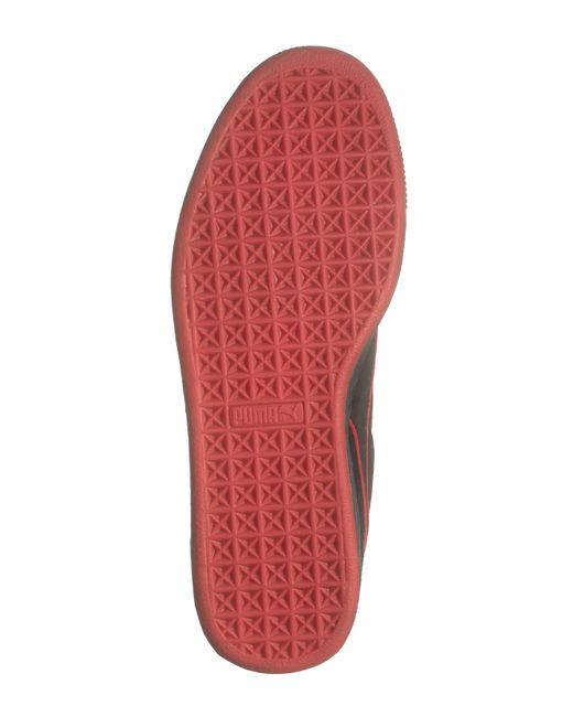 ... PUMA - Black Classic X Fubu Suede Sneaker for Men - Lyst ... f6751515f