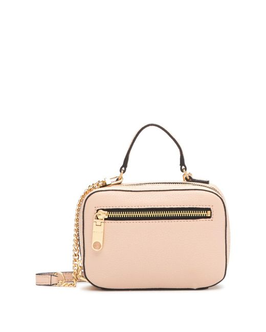 MILLY - Multicolor Astor Leather Mini Satchel - Lyst
