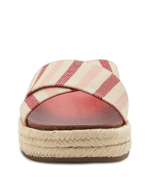 61e7671005d ... Vince Camuto - Multicolor Carran Platform Sandal - Lyst ...
