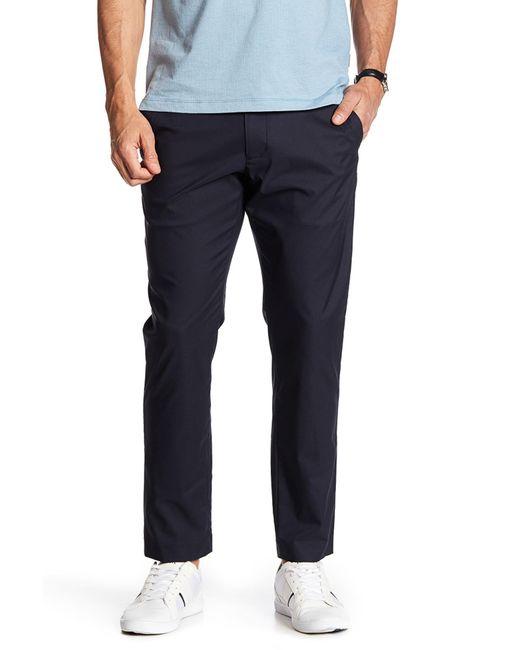 Perry Ellis | Blue Active Water Resistant Pant for Men | Lyst