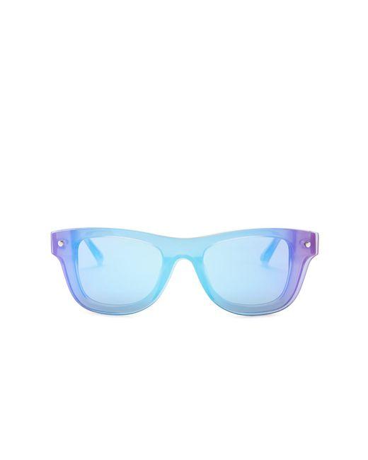 3.1 Phillip Lim - Blue Retro Sunglasses - Lyst