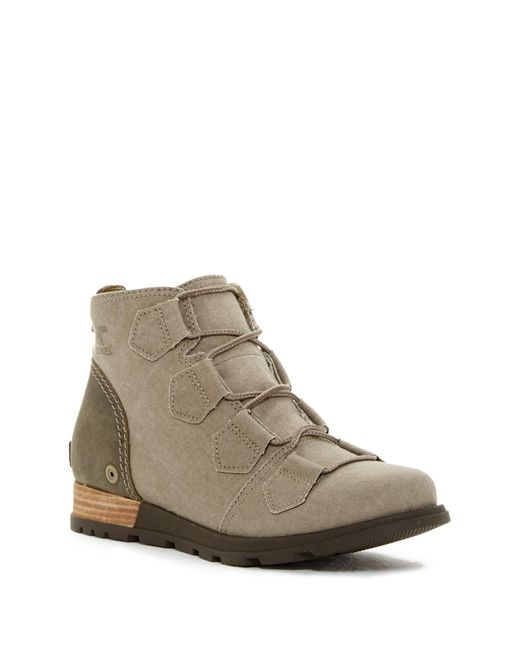 Sorel | Multicolor Major Lace Boot (women) | Lyst
