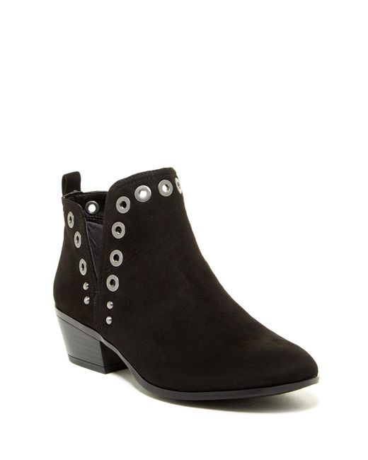 Circus by Sam Edelman | Black Paula Split Side Bootie | Lyst