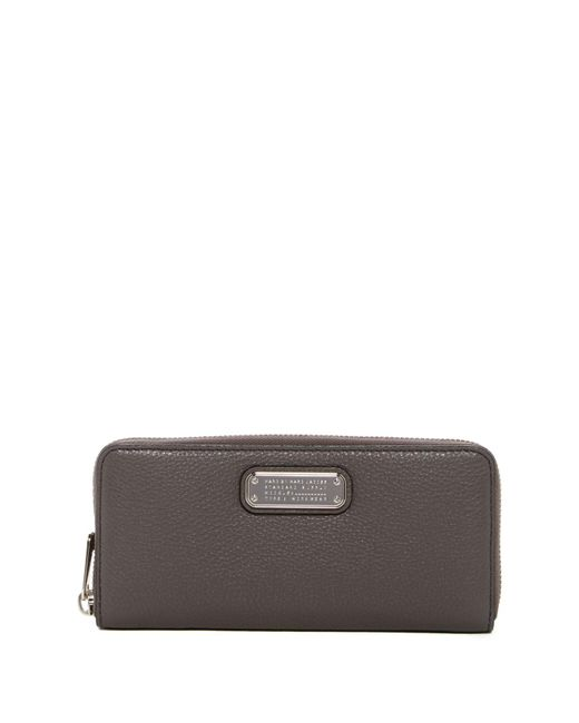 Marc By Marc Jacobs - Multicolor New Q Slim Zip Continental Leather Wallet - Lyst
