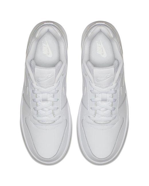 349fbc30db ... Nike - White Ebernon Low Sneaker for Men - Lyst ...
