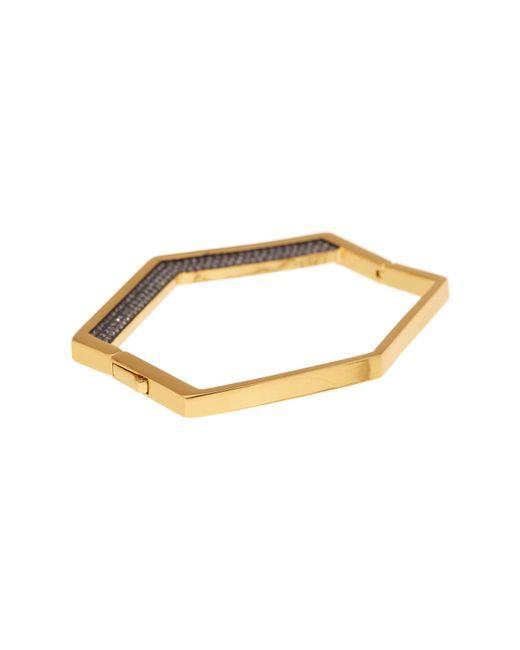 Botkier | Metallic Embellished Geometric Hinge Cuff | Lyst