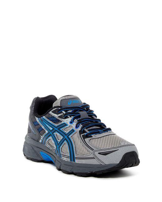 Asics - Blue Gel-venture Running Shoe for Men - Lyst
