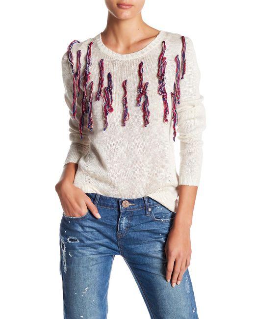 One Teaspoon | Multicolor Santeria Knit Sweater | Lyst
