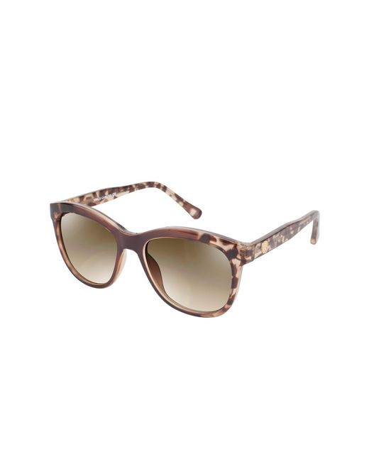 Vince Camuto - Multicolor Square Acetate Frame Sunglasses - Lyst