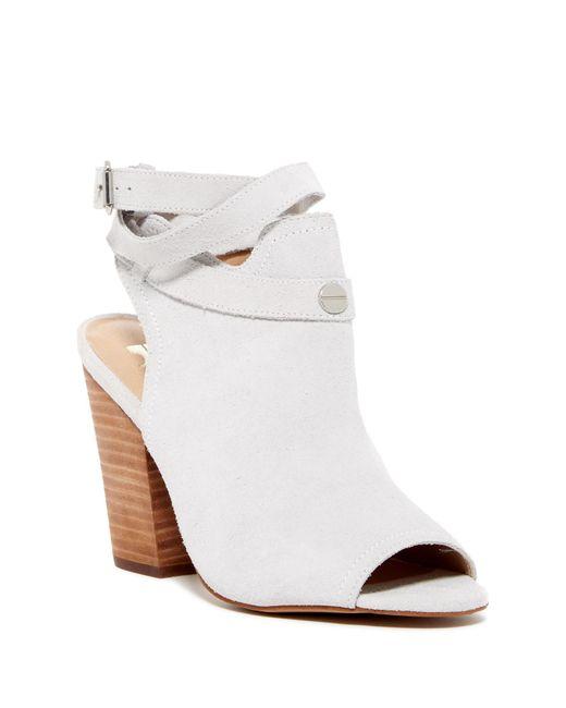 Joe's Jeans | White Ingrid Sandal | Lyst
