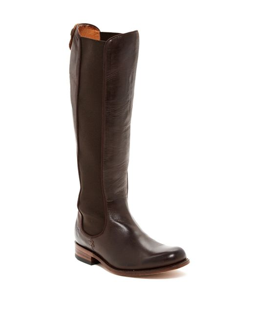 Frye   Brown Riding Chelsea Boot   Lyst