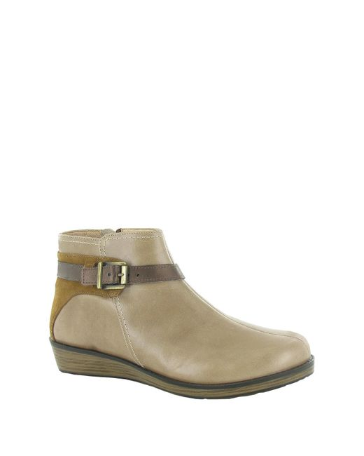 Naot   Multicolor Cozy Wedge Boot   Lyst