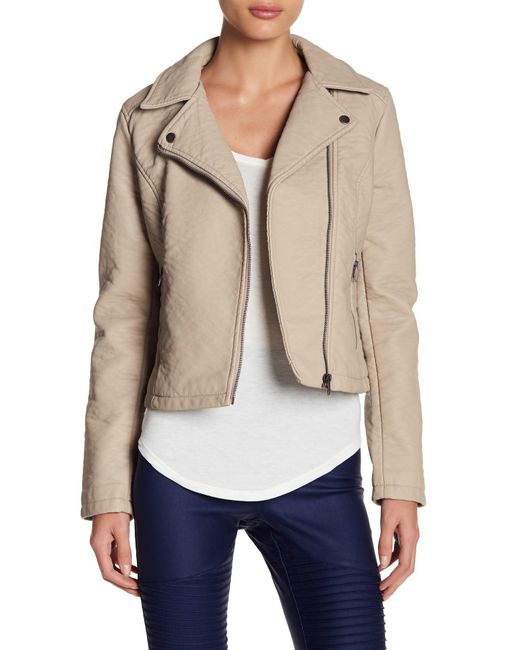 Jack BB Dakota | Multicolor Willis Faux Leather Jacket | Lyst