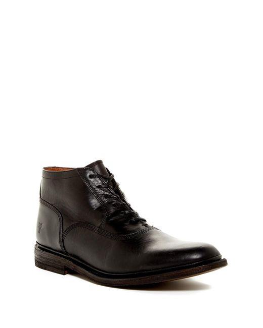 Frye | Black James Bal Chukka Boot for Men | Lyst